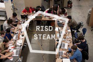 RISD STEAM Logo